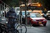 New York Morning Rush Hour: A PhotoEssay
